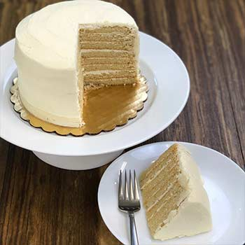 Vanilla Buttercream, Small - Gluten Free
