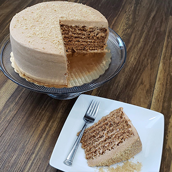 Apple Cinnamon Smith Island Cake (Larger)