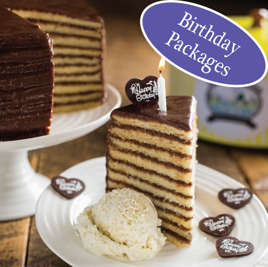 Complete Scrumptious Birthday Cake Packages Smith Island Baking Co